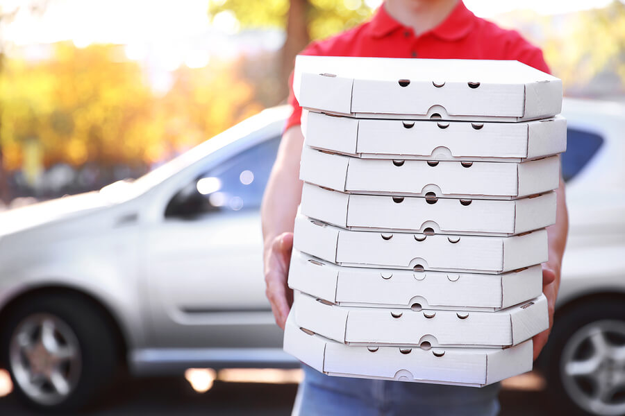 Insurance options for food delivery service in Boynton Beach, FL