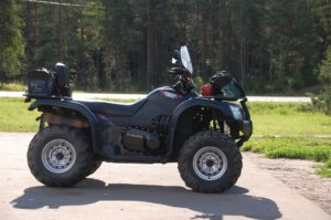 ATV Insurance Policy Florida